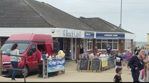 The Beach Cafe Hemsby
